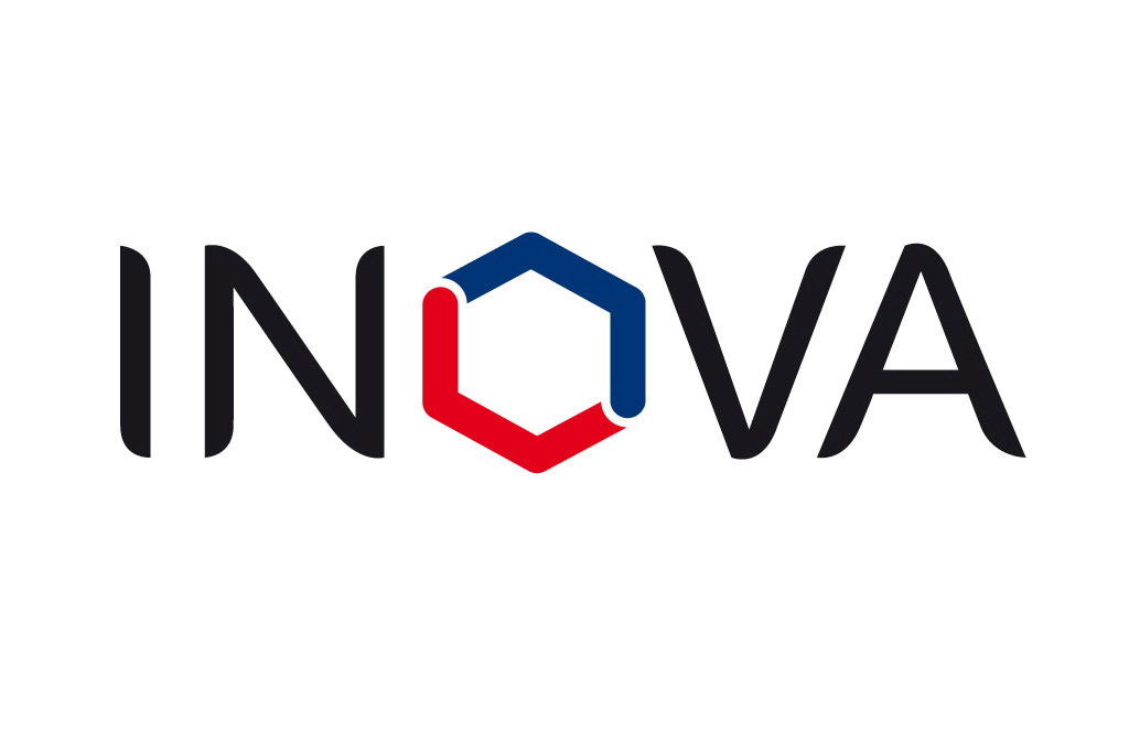 Conception logo du logo INOVA, fédération du syndicat CFE-CGC