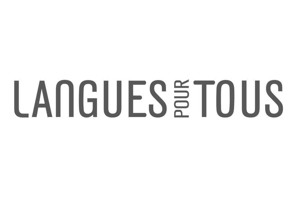 "Conception du logo ""langues pour Tous"" pour collection d'apprentissage de langues aux éditions POCKET"